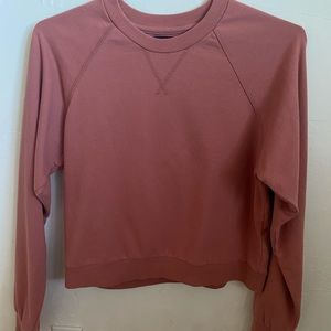 Muted Pink Sweater